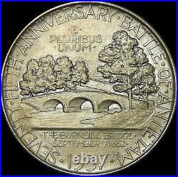 High Grade 1937 Antietam Commemorative Half Dollar 83a