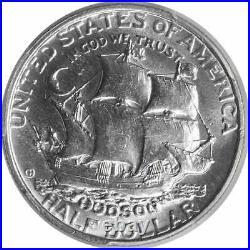 Hudson Commemorative Silver Half Dollar 1935 MS63 PCGS