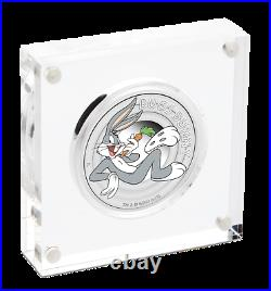 Looney Tunes 5 Coin Set 2018 Tuvalu 1/2 Oz Silver Half Dollar Complete Set Nibs